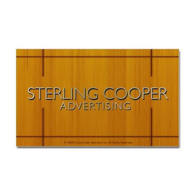 Mad Men Sterling Cooper Sticker