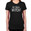 Get Back Witch Women's Fitted T-Shirt