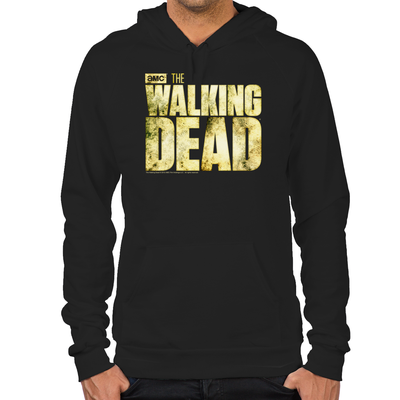 The Walking Dead Logo Hoodie