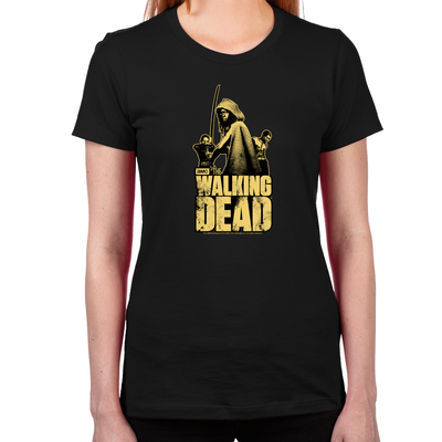 Zombie Killer Michonne Women's T-Shirt