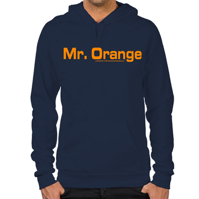Mr. Orange Hoodie