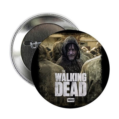 Daryl Dixon X Button