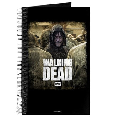 Daryl Dixon X Journal
