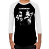 Walking Dead Saints Baseball T-Shirt