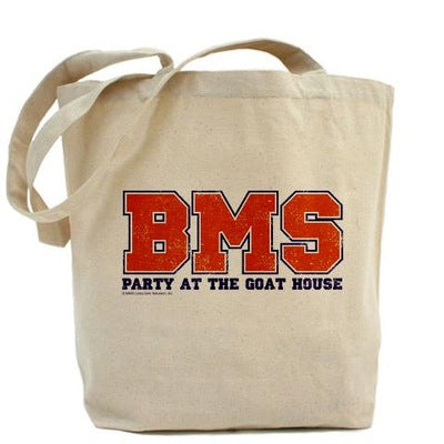 Blue Mountain State Goat House Party Tote Bag