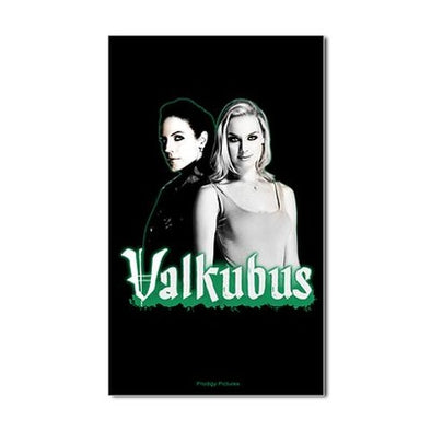 Lost Girl Valkubus Sticker