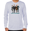 Mad Men Philanderers Long Sleeve T-Shirt