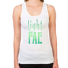 Lost Girl Light Fae Women's Racerback Tank