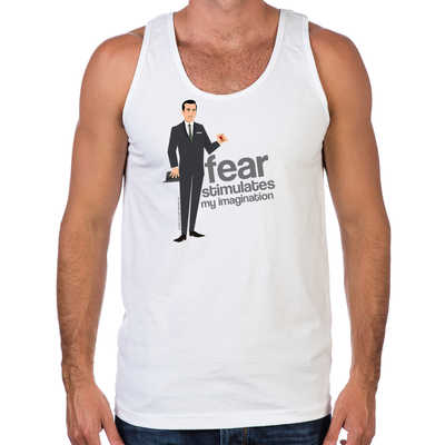 Mad Men Don Draper Men's Tank
