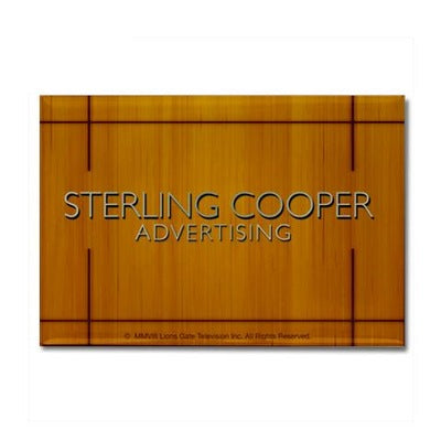 Mad Men Sterling Cooper Magnet
