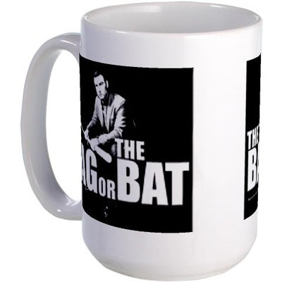 Bag Or Bat Large Mug