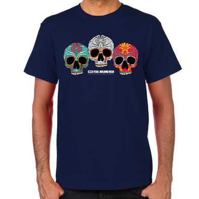 Three Skulls T-Shirt