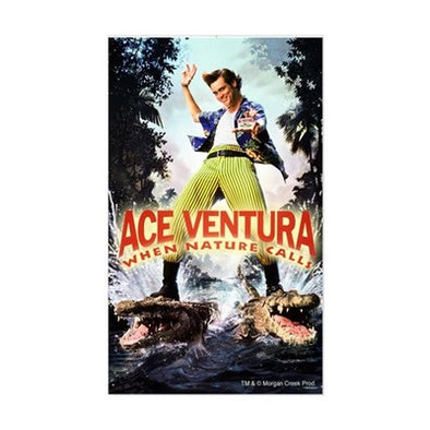 Ace Ventura When Nature Calls Sticker