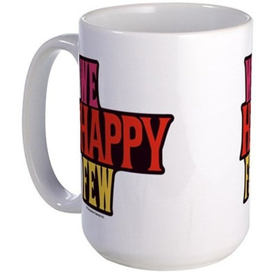 We Happy Few Large Mug
