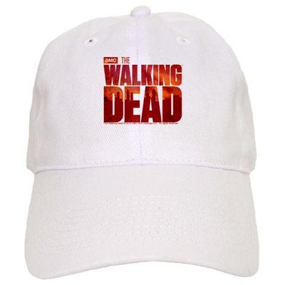 The Walking Dead Blood Logo Baseball Cap
