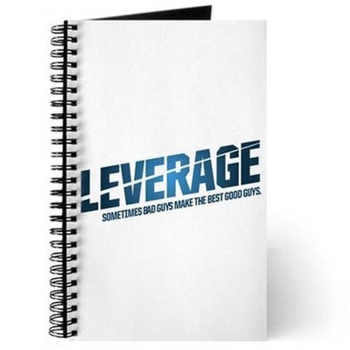 Leverage Logo Journal