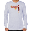 Mad Men Gangbusters Long Sleeve T-Shirt