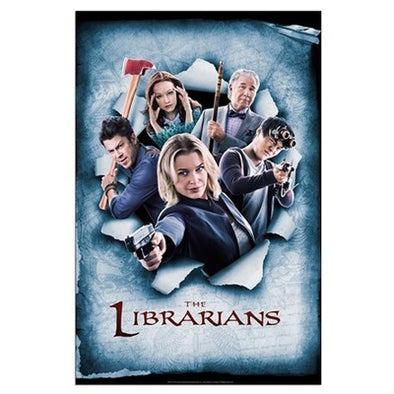 The Librarians Season 2 Large Poster