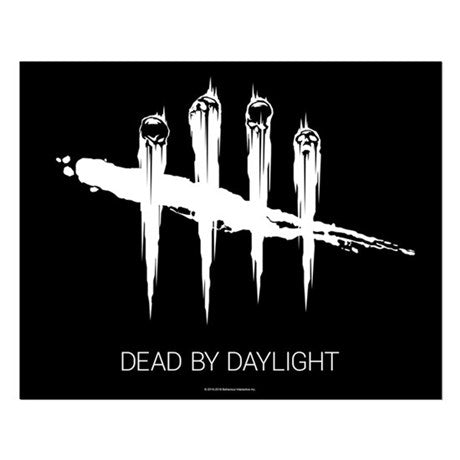 Dead By Daylight Small Poster