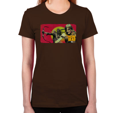 TWD Season 10 Defiance Women's T-Shirt