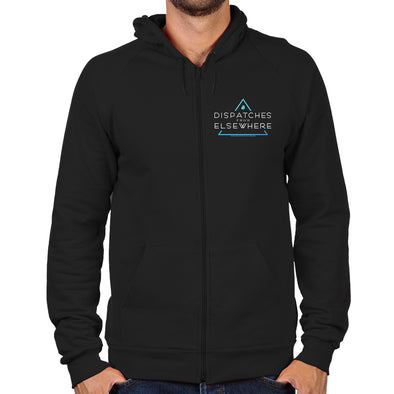 Dispatches From Elsewhere Logo Zip Hoodie