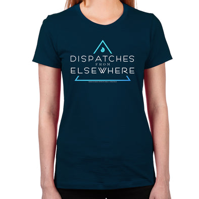 Dispatches From Elsewhere Logo Women's T-Shirt