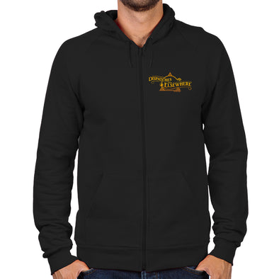 Dispatches From Elsewhere Zip Hoodie
