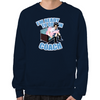 Ace Ventura Ready to Go In Coach Sweatshirt