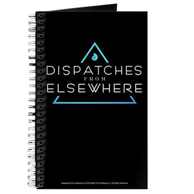 Dispatches from Elsewhere Logo Journal