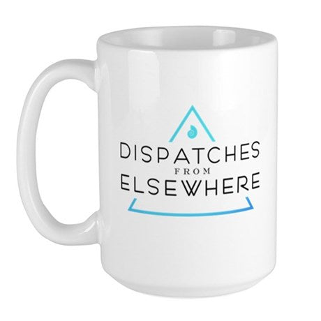 Dispatches from Elsewhere Logo Large Mug