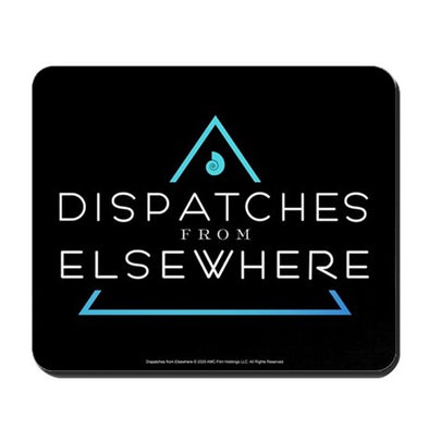 Dispatches From Elsewhere Logo Mousepad