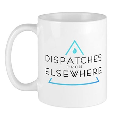 Dispatches from Elsewhere Logo Mug