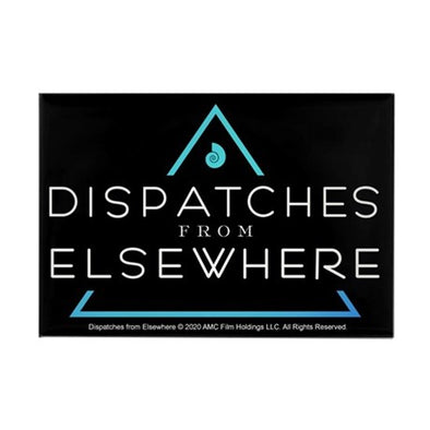 Dispatches from Elsewhere Logo Magnet