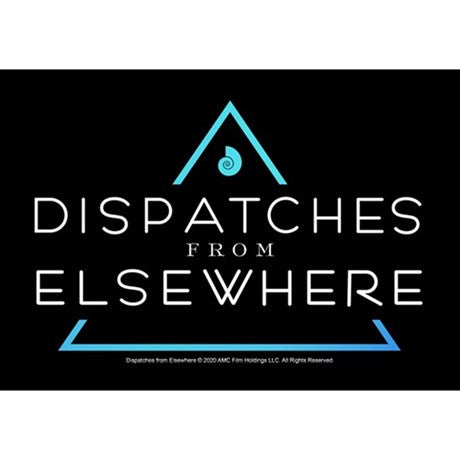 Dispatches from Elsewhere Logo Sticker