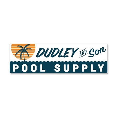 Dudley And Son Car Magnet