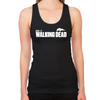 The Walking Dead Survival Women's Racerback Tank