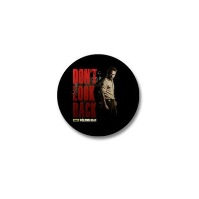 Rick Don't Look Back Mini Button