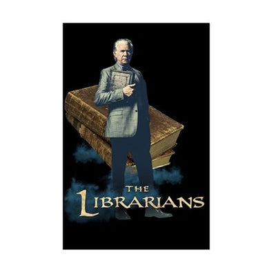 The Librarians Jenkins Mini Poster