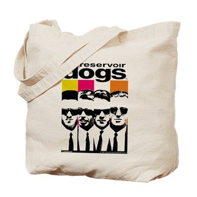 DVD Cover Tote Bag