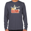 Ace Ventura Like a Glove Long Sleeve T-Shirt