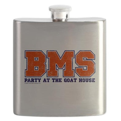 BMS Party at the Goat House Flask