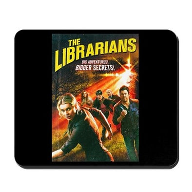 The Librarians Season 4 Mousepad