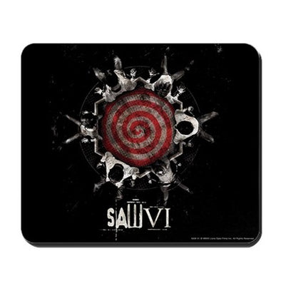 Saw Carousel Mousepad