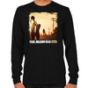 FTWD Pick Up Basketball Long Sleeve T-Shirt