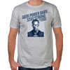 Geek Power Fitted T-Shirt