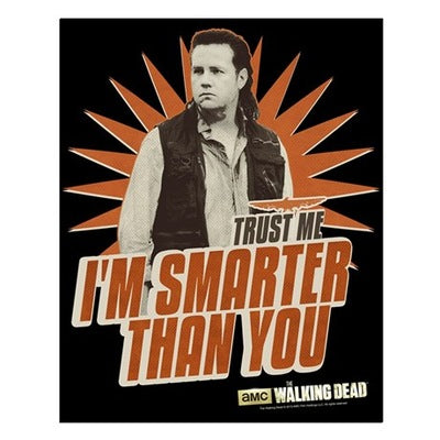 Eugene I'm Smarter Than You Poster