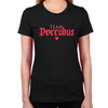 Lost Girl Team Doccubus Women's Fitted T-Shirt
