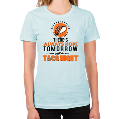 Taco Night Women's T-Shirt