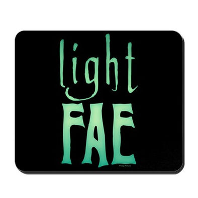 Light Fae Mousepad