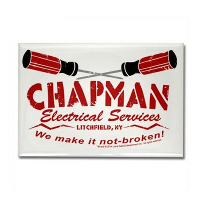 Chapman's Electrical Services Magnet